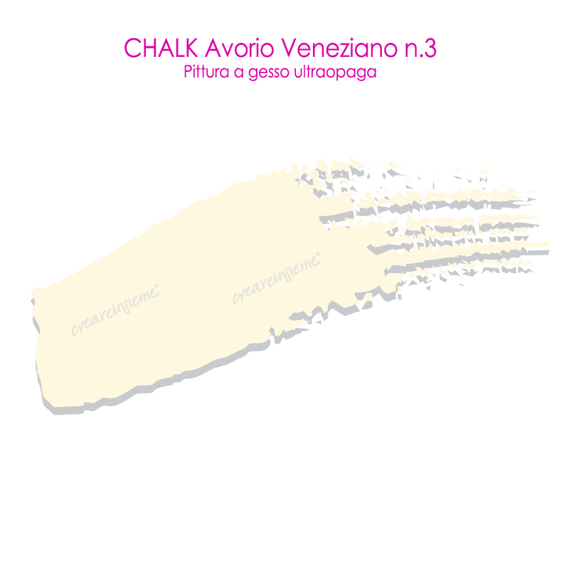 Chalk Avorio Veneziano n.3 125 ml