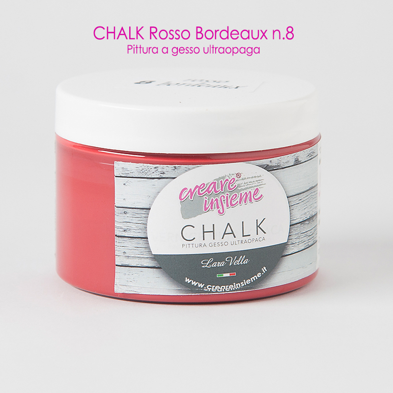 Chalk Rosso Bordeaux n.8 125 ml